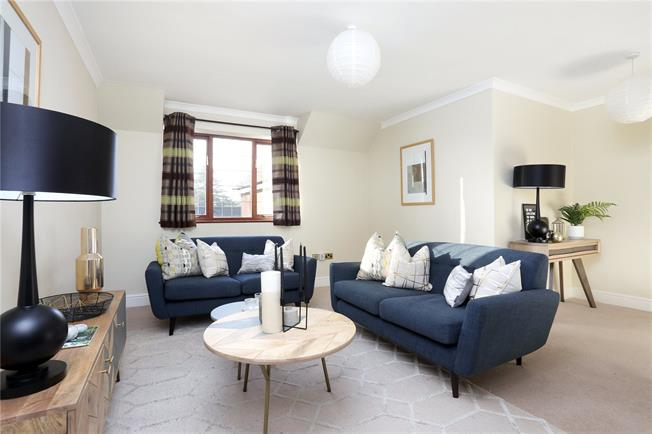 Guide Price £575,000, 2 Bedroom Flat For Sale in Beaconsfield, HP9
