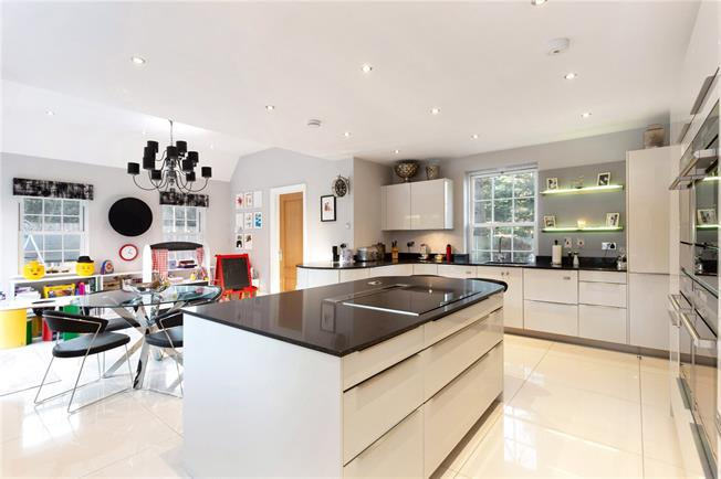 Offers in excess of £1,900,000, 6 Bedroom Detached House For Sale in Beaconsfield, HP9
