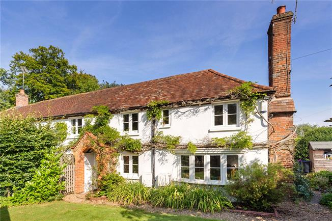 Guide Price £849,995, 4 Bedroom Semi Detached House For Sale in Buckinghamshire, HP10