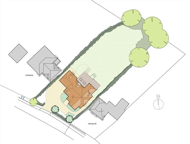 Offers in excess of £800,000, 4 Bedroom Land For Sale in Amersham, Buckinghamshire, HP7