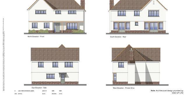 Guide Price £600,000, 4 Bedroom Land For Sale in Farnham Common, SL2