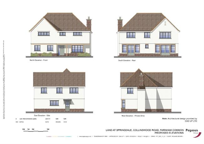 Guide Price £600,000, 4 Bedroom Land For Sale in Buckinghamshire, SL2