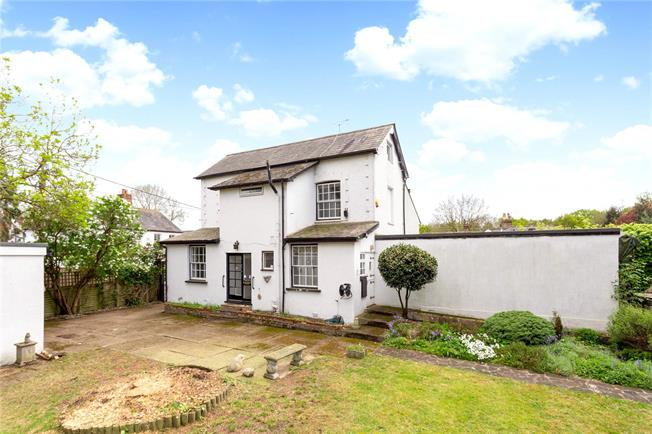 Offers in excess of £750,000, 4 Bedroom Semi Detached House For Sale in Buckinghamshire, HP10