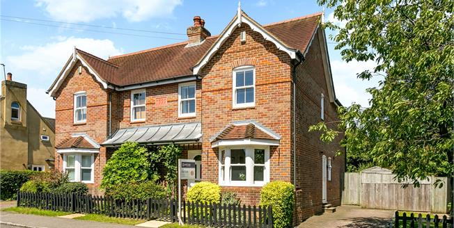 Guide Price £550,000, 3 Bedroom Semi Detached House For Sale in Buckinghamshire, HP10