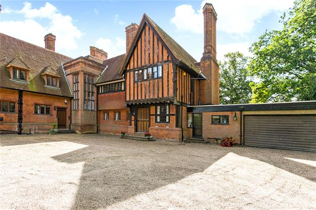 Guide Price £1,750,000, 3 Bedroom Semi Detached House For Sale in Buckinghamshire, HP10
