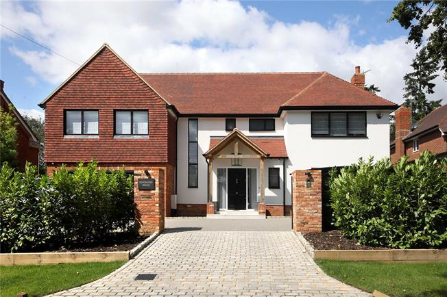 Price on Application, 6 Bedroom Detached House For Sale in Beaconsfield, Buckinghams, HP9