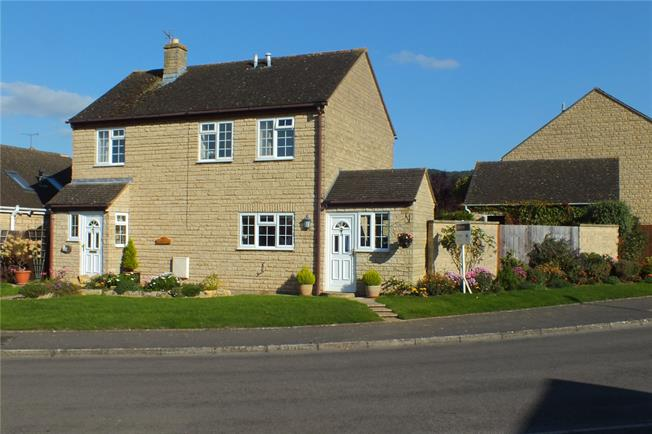 Guide Price £399,950, 4 Bedroom Detached House For Sale in Broadway, WR12