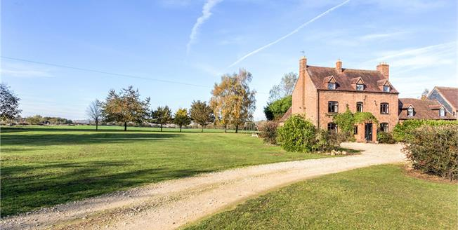 Guide Price £595,000, 4 Bedroom House For Sale in Evesham, Worcestershire, WR11