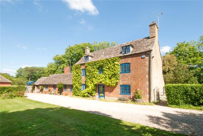 Offers in excess of £865,000, 5 Bedroom Detached House For Sale in Toddington, GL54