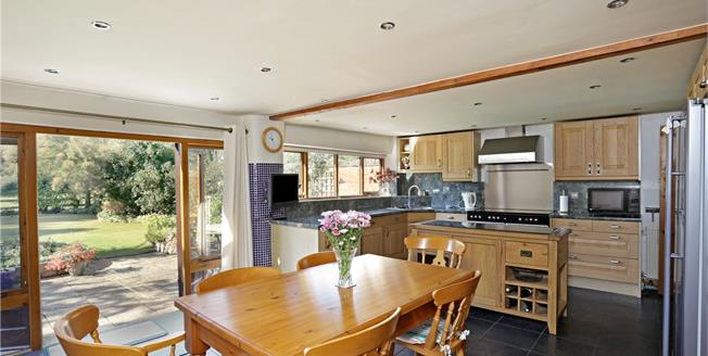 Asking Price £559,500, 4 Bedroom House For Sale in Worcester, Worcestershire, WR8