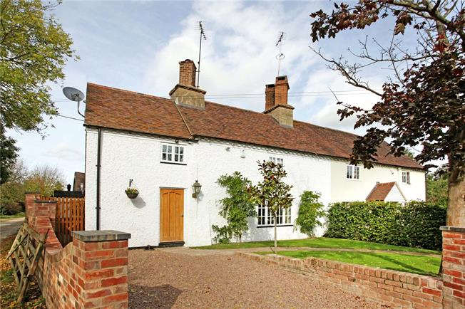 Asking Price £475,000, 3 Bedroom Semi Detached House For Sale in Cropthorne, WR10