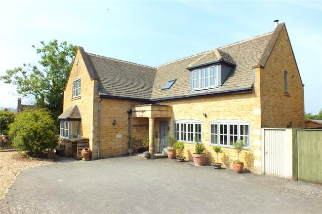 Guide Price £750,000, 5 Bedroom Detached House For Sale in Cheltenham, Gloucestershi, GL54