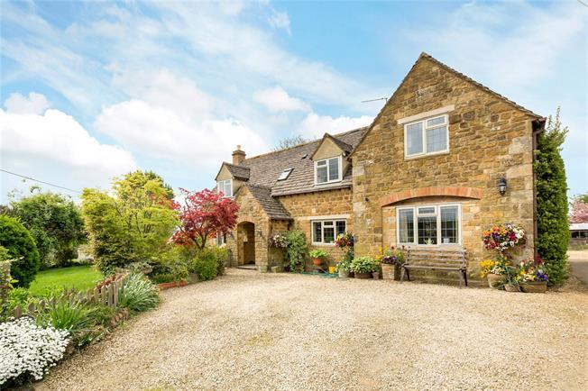 Asking Price £699,500, 4 Bedroom Detached House For Sale in Ebrington, GL55