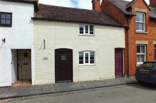 Offers in excess of £200,000, 2 Bedroom Terraced House For Sale in Bretforton, WR11