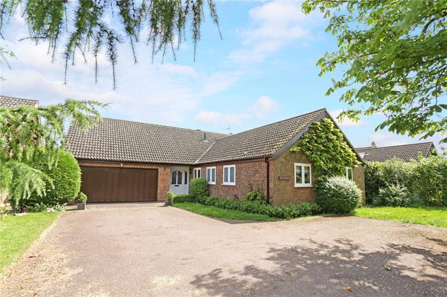 Offers in excess of £450,000, 4 Bedroom Bungalow For Sale in Aston Somerville, WR12