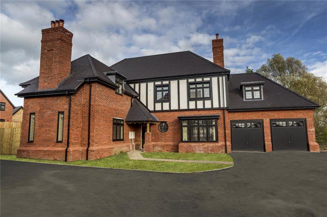 Guide Price £725,000, 5 Bedroom Detached House For Sale in Badsey, Worcestershire, WR11