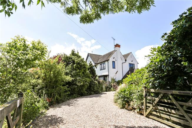 Guide Price £650,000, 4 Bedroom Detached House For Sale in Evesham, WR11