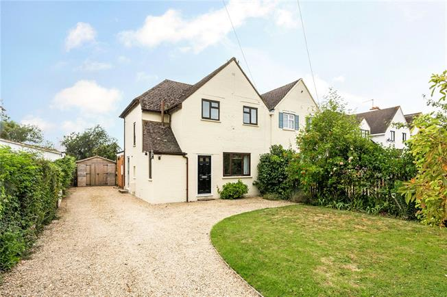 Offers in excess of £340,000, 3 Bedroom Semi Detached House For Sale in Broadway, WR12