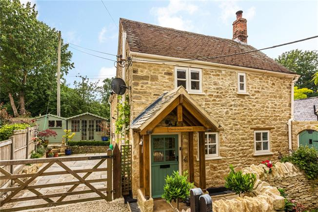 Asking Price £495,000, 2 Bedroom Detached House For Sale in Weston-Subedge, GL55