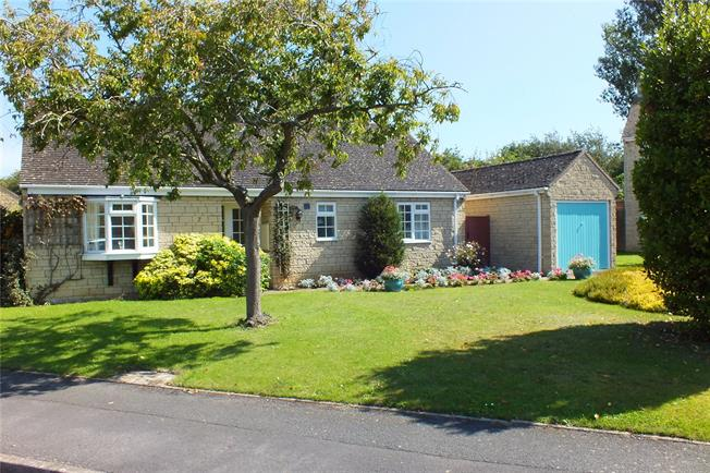 Guide Price £335,000, 3 Bedroom Bungalow For Sale in Broadway, WR12