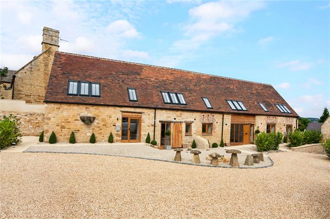 Asking Price £395,000, 2 Bedroom House For Sale in Gloucestershire, GL56