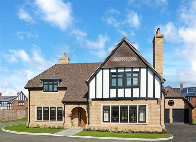 Guide Price £695,000, 4 Bedroom Detached House For Sale in Badsey, Worcestershire, WR11