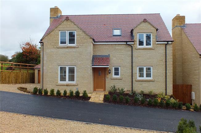 Guide Price £650,000, 4 Bedroom Detached House For Sale in Broadway, Worcestershire, WR12