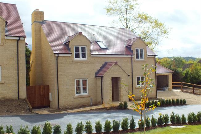 Asking Price £650,000, 4 Bedroom Detached House For Sale in Broadway, WR12