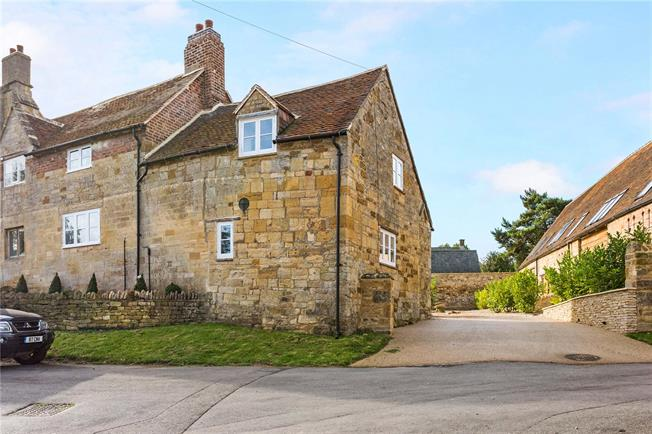 Asking Price £330,000, 2 Bedroom End of Terrace House For Sale in Stretton on Fosse, GL56
