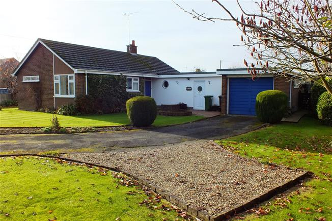 Guide Price £340,000, 2 Bedroom Bungalow For Sale in North Littleton, WR11