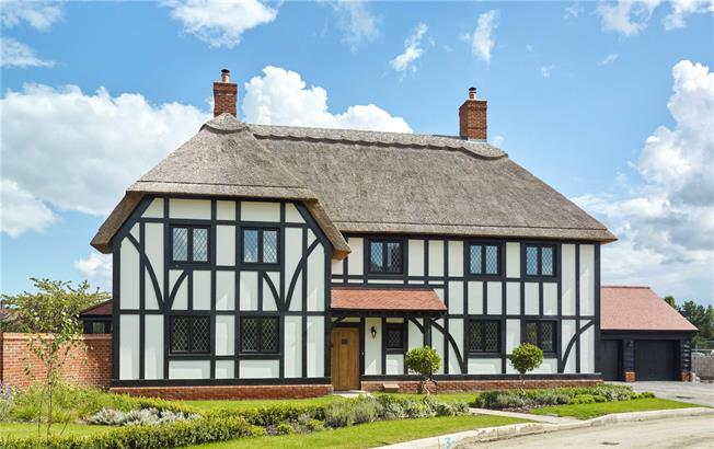 Asking Price £735,000, 5 Bedroom Detached House For Sale in Badsey, Worcestershire, WR11