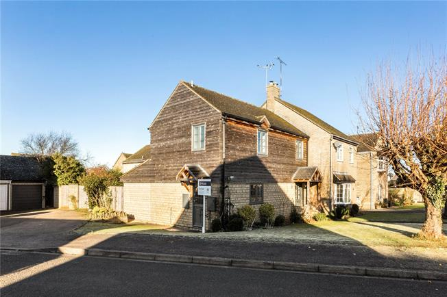 Guide Price £330,000, 3 Bedroom Semi Detached House For Sale in Broadway, WR12