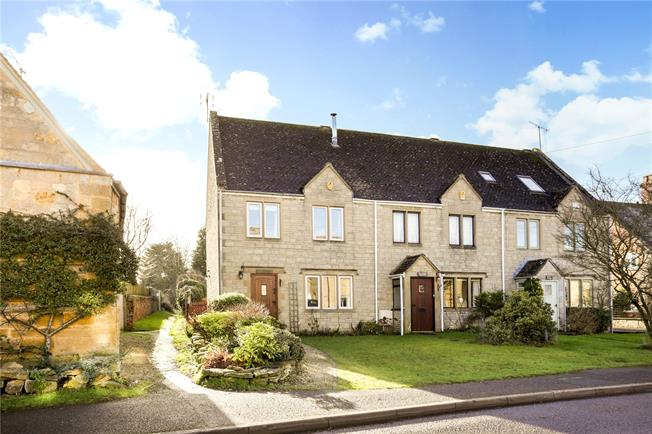 Asking Price £325,000, 3 Bedroom End of Terrace House For Sale in Childswickham, WR12