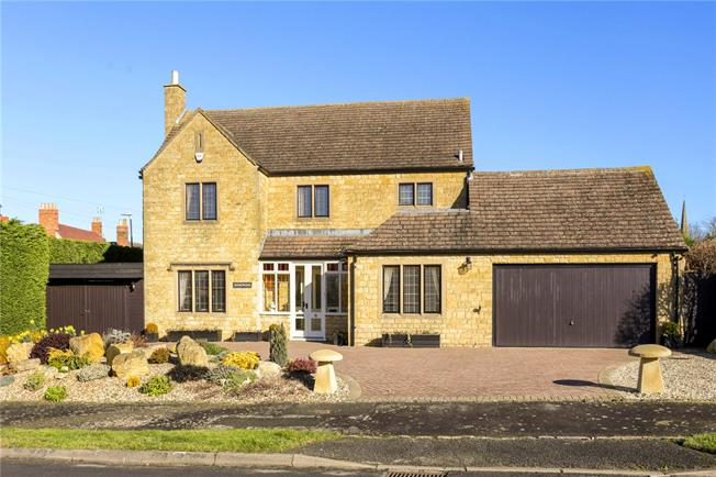 Offers in excess of £600,000, 4 Bedroom Detached House For Sale in Mickleton, GL55