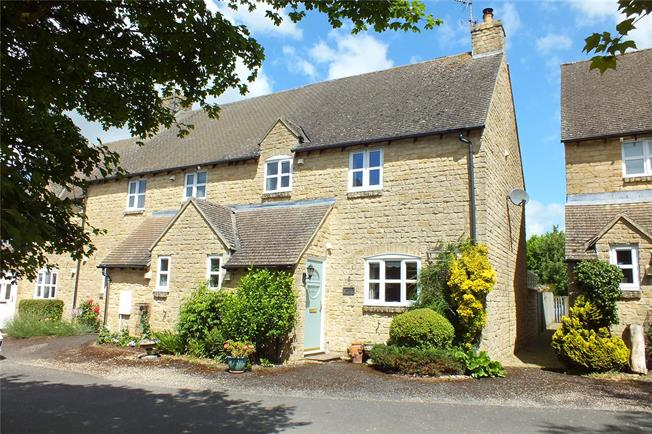 Offers in excess of £350,000, 3 Bedroom End of Terrace House For Sale in Little Rissington, GL54