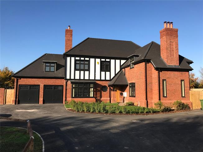 Guide Price £649,000, 5 Bedroom Detached House For Sale in Badsey, Worcestershire, WR11