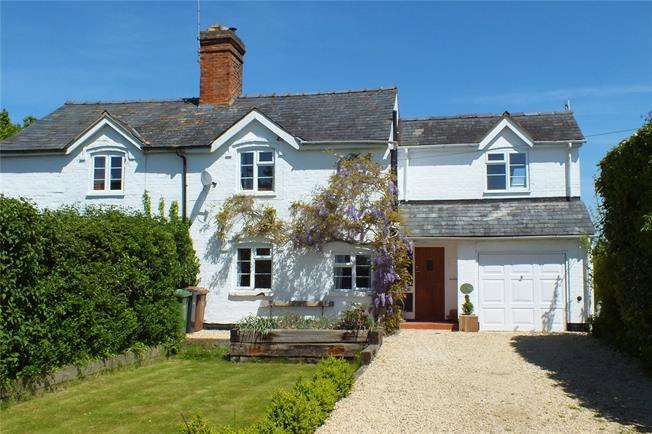 Asking Price £350,000, 3 Bedroom Semi Detached House For Sale in Broadway, Worcestershire, WR12