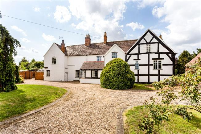 Offers in excess of £900,000, 5 Bedroom Detached House For Sale in Evesham, Worcestershire, WR11