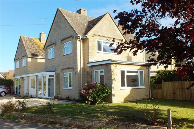 Guide Price £375,000, 3 Bedroom Detached House For Sale in Gloucestershire, WR11