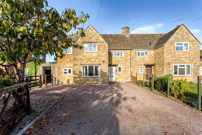 Offers in excess of £350,000, 3 Bedroom Semi Detached House For Sale in Childswickham, WR12