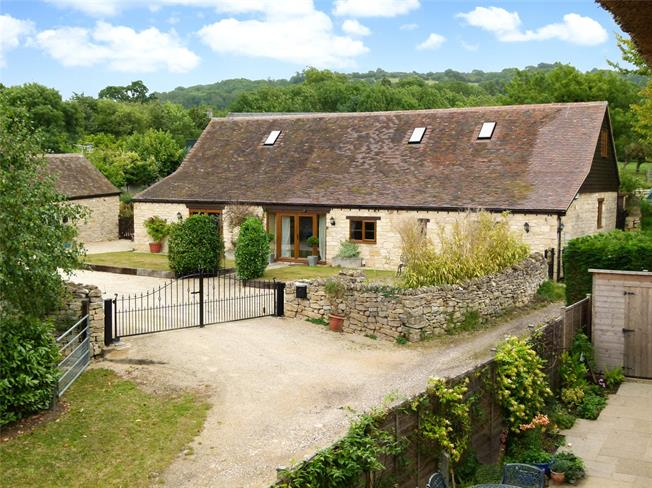 Guide Price £735,000, 5 Bedroom House For Sale in Bredons Norton, GL20