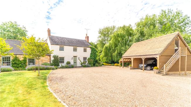 Guide Price £1,500,000, 5 Bedroom Detached House For Sale in Badsey, WR11