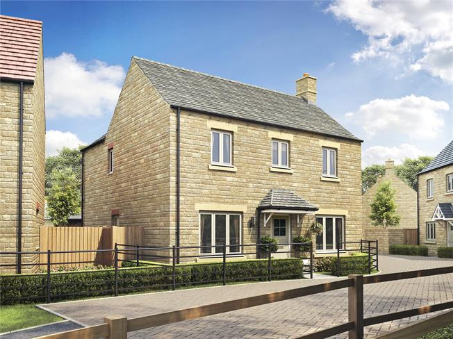 Asking Price £495,000, 4 Bedroom Detached House For Sale in Broadway, Gloucestershire, WR12
