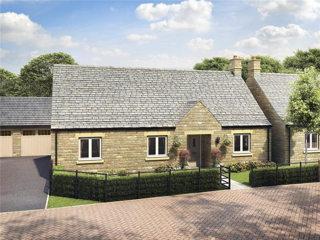 Asking Price £465,000, 3 Bedroom Bungalow For Sale in Willersey, Broadway, WR12