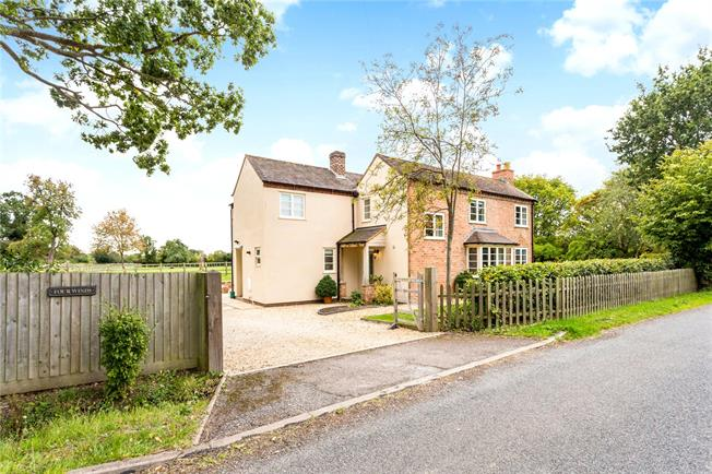 Guide Price £795,000, 4 Bedroom Land For Sale in Worcester, Worcestershire, WR8