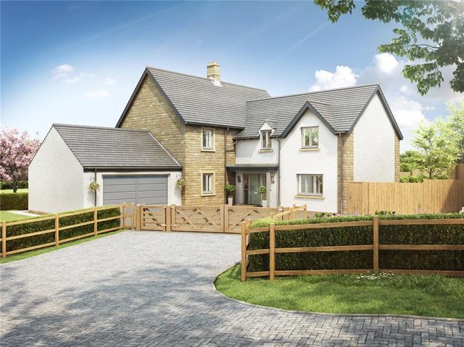 Asking Price £885,000, 5 Bedroom Garage For Sale in Toddington, Cheltenham, GL54