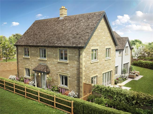 Asking Price £875,000, 5 Bedroom Detached House For Sale in Toddington, Gloucestershi, GL54