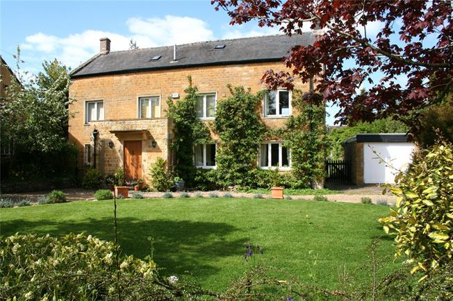 Offers in excess of £800,000, 4 Bedroom Detached House For Sale in Gloucestershire, GL56