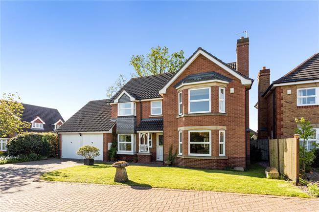 Offers in excess of £475,000, 4 Bedroom Detached House For Sale in Evesham, WR11