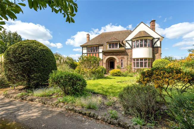 Offers in excess of £650,000, 5 Bedroom Detached House For Sale in Worcestershire, WR11